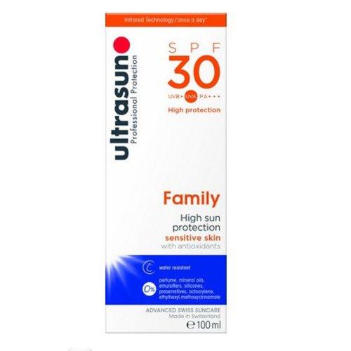 Ultrasun Ultrasun Family SPF 30 (100ml)