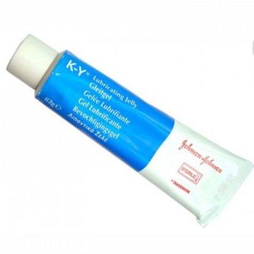 K Y K Y K-Y Steriele lubricant gel (82g)