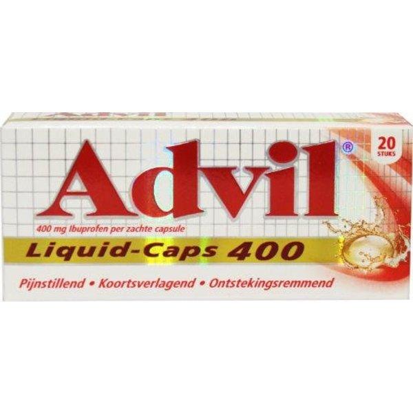 Liquid caps 400 (20ca)