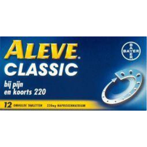 Aleve Aleve Classic (12tb)