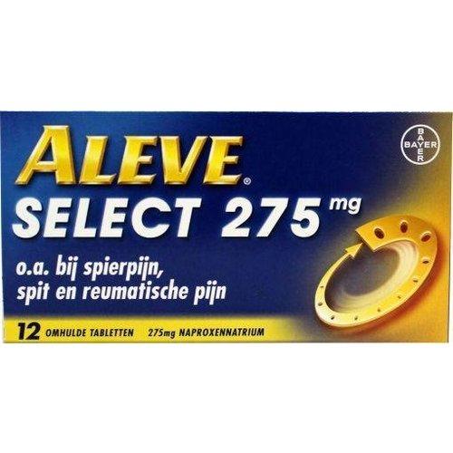 Aleve Aleve Aleve select 275 mg (12tb)