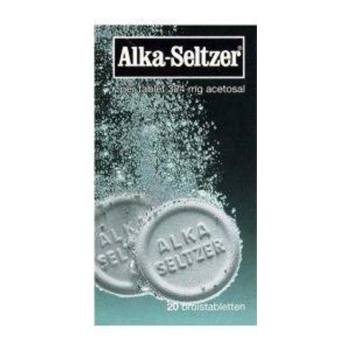 Alka Seltzer Alka Seltzer Alka Seltzer (20brt)