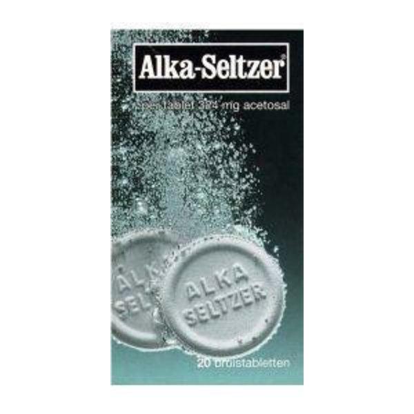 Alka Seltzer (20brt)