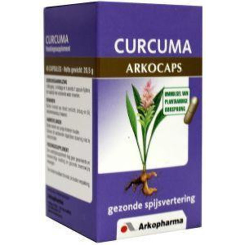 Arkocaps Arkocaps Curcuma (45ca)