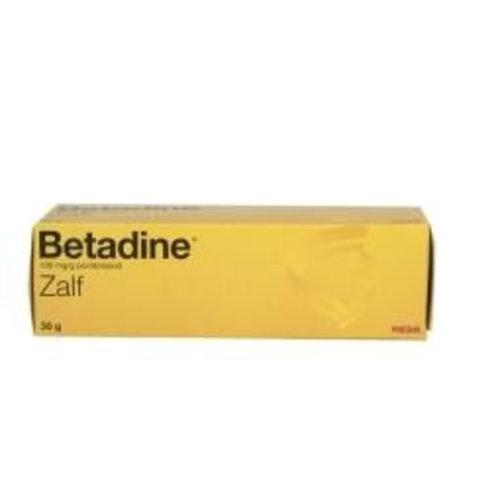 Betadine Betadine Zalf (30g)
