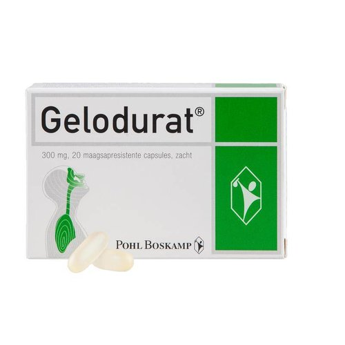 Gelodurat Gelodurat Myrtol forte 300 mg (20ca)