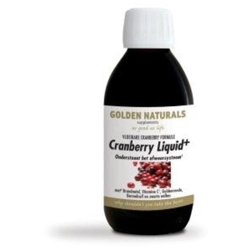 Golden Naturals Cranberry liquid (250ml)