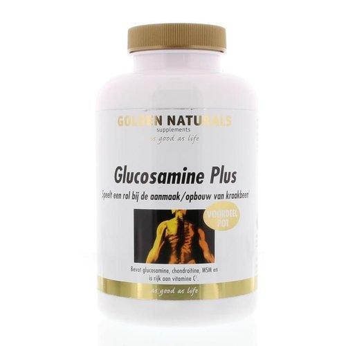 Golden Naturals Glucosamine Plus (240tb)