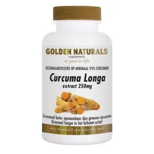 Golden Naturals Curcuma longa (60ca)