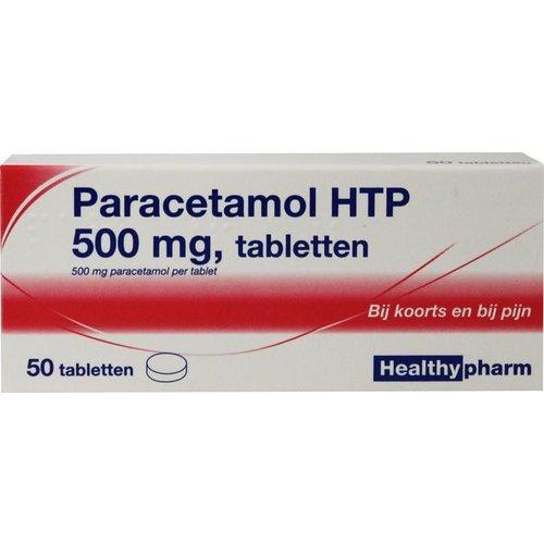 Healthypharm Healthypharm Paracetamol 500 mg (50tb)