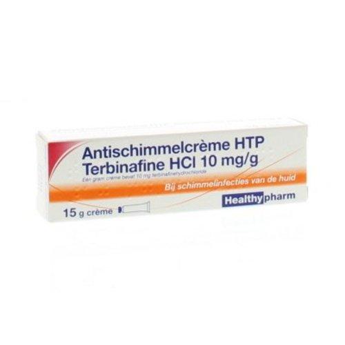 Healthypharm Healthypharm Antischimmelcreme terbinafine 10 mg/g (15g)