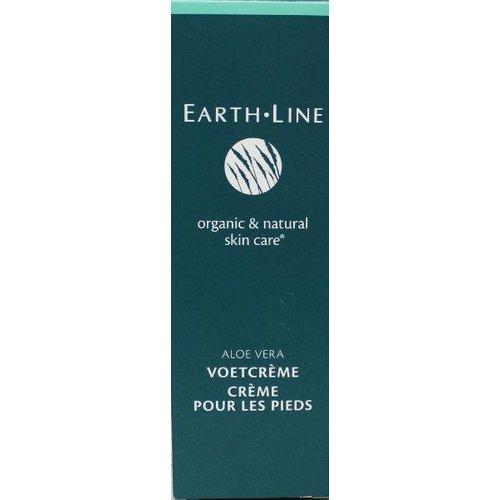 Earth-Line Earth-Line Aloe vera voetcreme (100ml)
