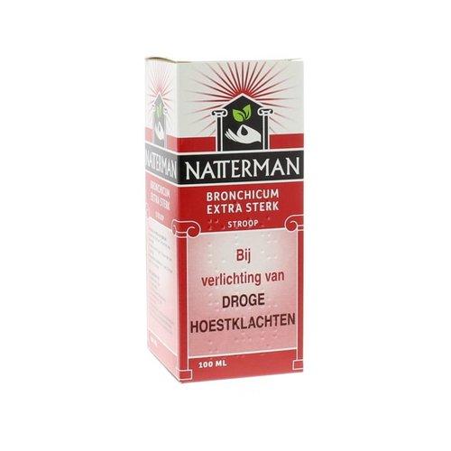 Natterman Natterman Bronchicum extra sterk (100ml)