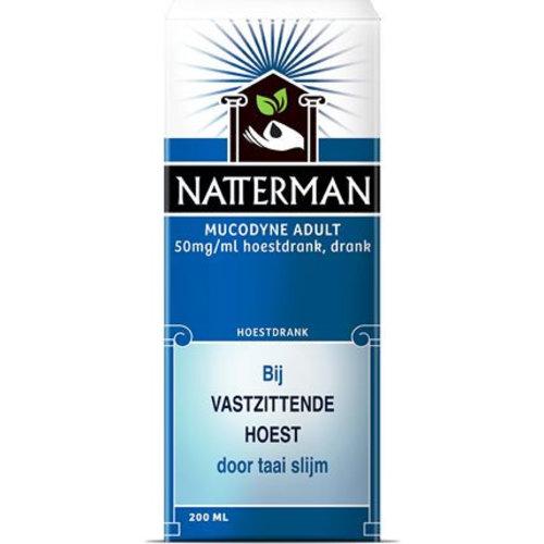 Natterman Natterman Mucodyne adult (200ml)