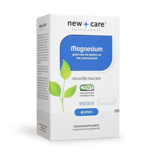 New Care New Care Magnesium (60ca)