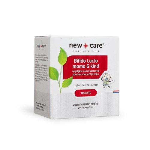 New Care New Care Bifido lacto mama en kind (10sach)