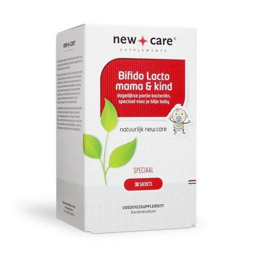New Care New Care Bifido lacto mama en kind (30sach)