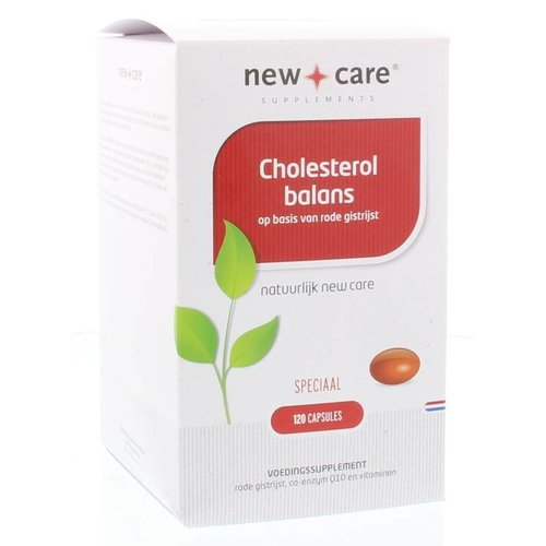 New Care New Care Cholesterol balans (120ca)