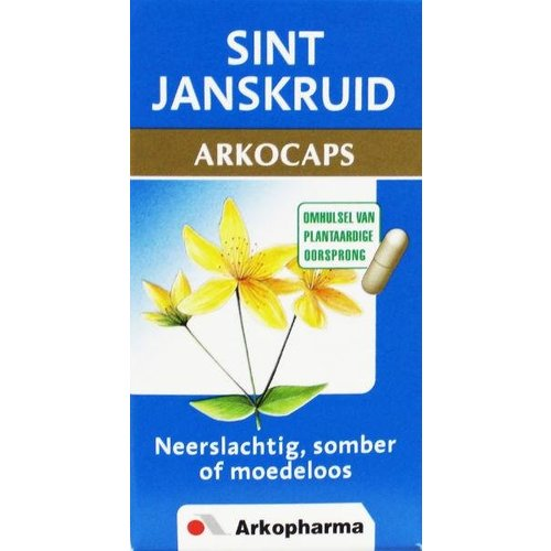 Arkocaps Arkocaps Sint Janskruid (150ca)