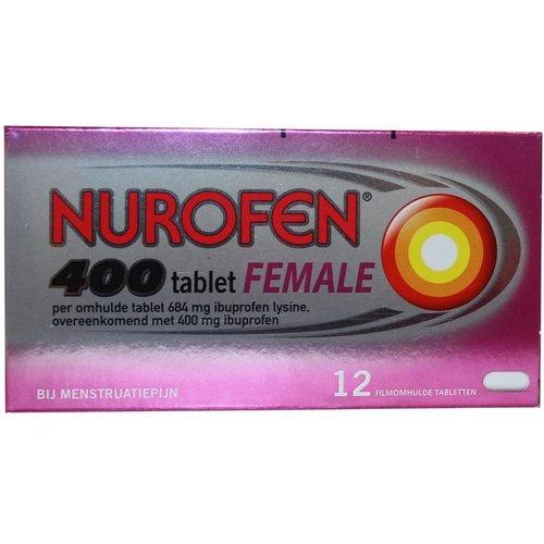 Nurofen Nurofen Female 400 mg (12tb)
