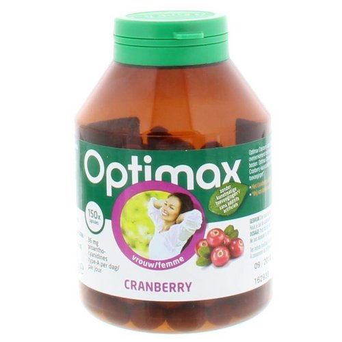 Optimax Optimax Cranberry (150ca)
