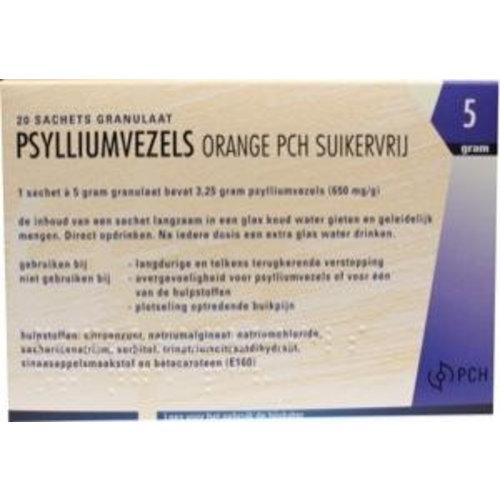 Pharmachemie Pharmachemie Psylliumvezels orange granulaat SKV (20st)
