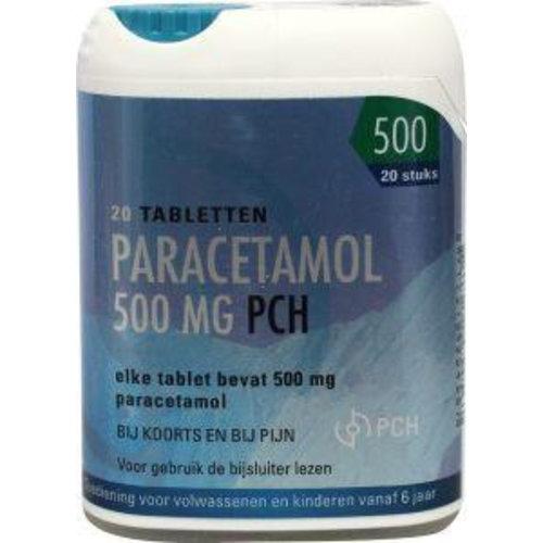 Pharmachemie Pharmachemie Paracetamol 500 mg click (20tb)