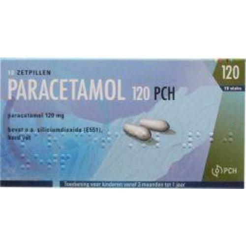 Pharmachemie Pharmachemie Paracetamol 120 mg (10zp)