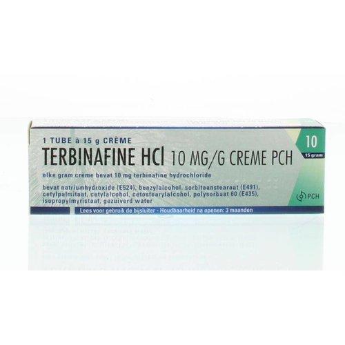 Pharmachemie Pharmachemie Terbinafine creme 10 mg (15g)