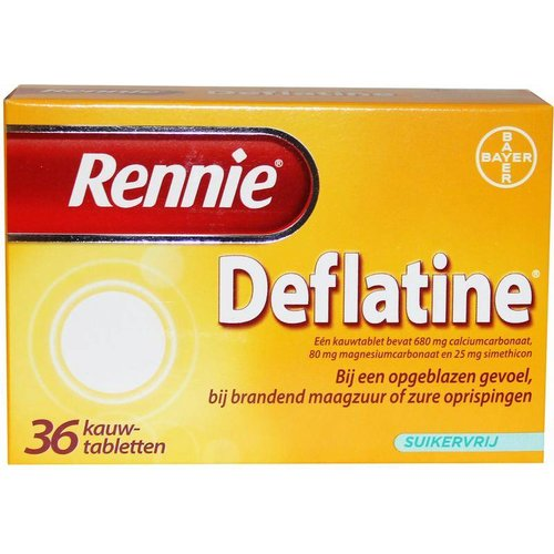 Rennie Deflatine (36tb)