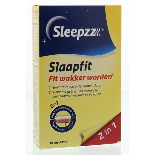 Sleepzz Sleepzz Slaapfit (30st)