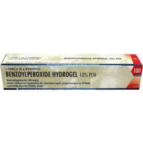 Teva Benzoylperoxide 10% (30g)