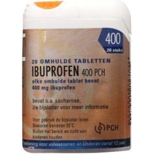 Teva Teva Ibuprofen 400 mg click (20st)