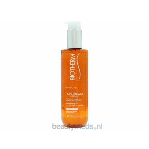 Biotherm Biotherm Biosource Total Renew Oil Self Foaming (200ml)