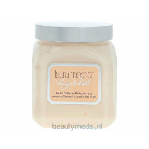 Laura Mercier Laura Mercier Body & Bath Souffle Body Creme (300gr) Crème Brulée