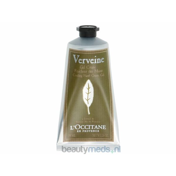 Verbena Ice Hand Cream Gel (75ml)
