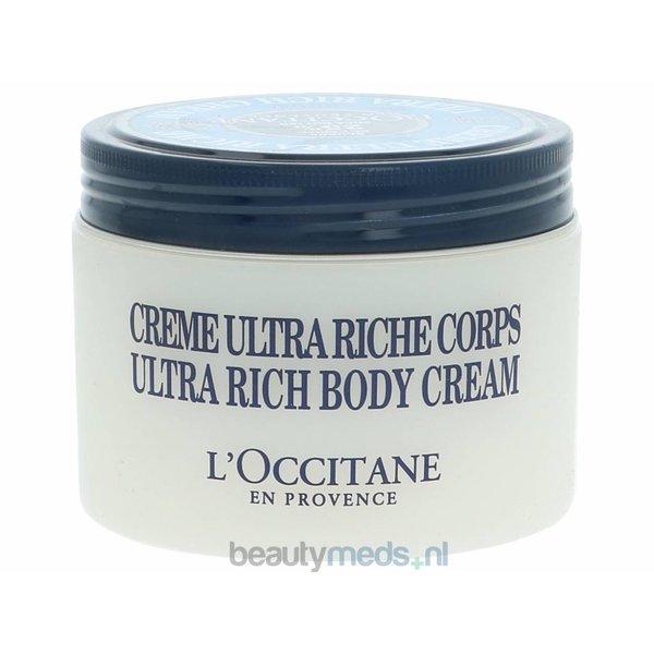 Shea Butter Ultra Rich Body Cream (200ml)