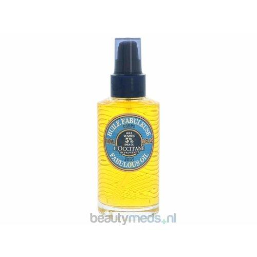 L'Occitane L'Occitane Shea Butter Fabulous Oil (100ml)