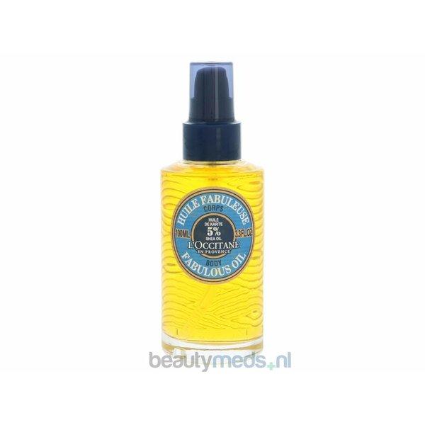 Shea Butter Fabulous Oil (100ml)