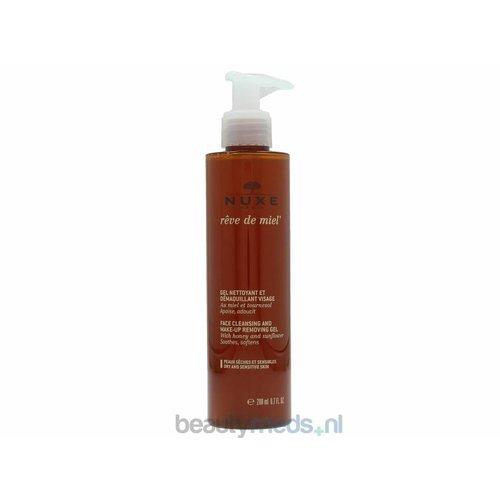 Nuxe Nuxe Reve De Miel Face Cleansing & Makeup Removing (200ml)