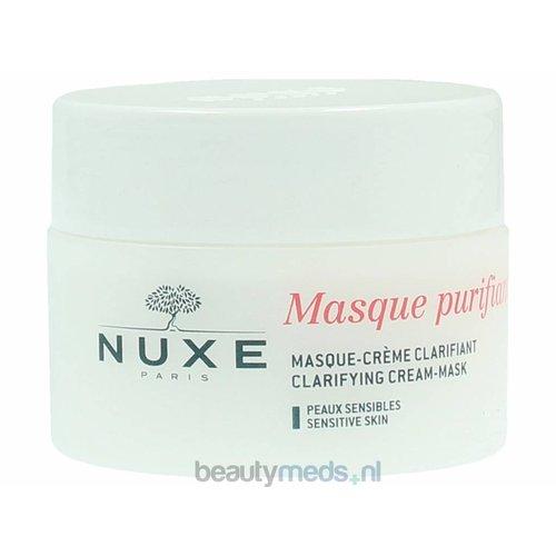 Nuxe Nuxe Masque Purifiant Doux Clarifying Cream-Mask (50ml)