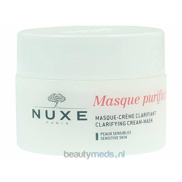 Masque Purifiant Doux Clarifying Cream-Mask (50ml)