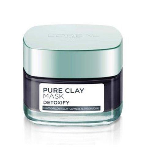 L'Oreal Loreal Skin care claymask clarify (50ml)