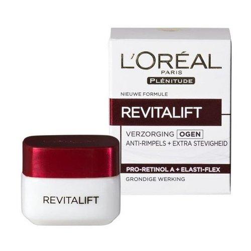 L'Oreal Loreal Revitalift oogcreme (15ml)