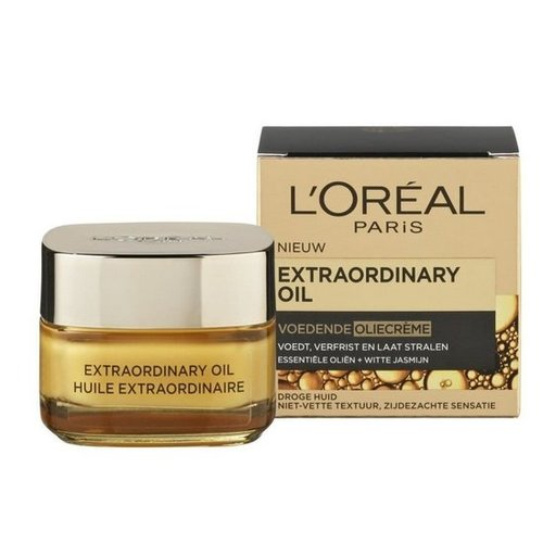 L'Oreal Loreal Extraordinary oil voedende creme (50ml)