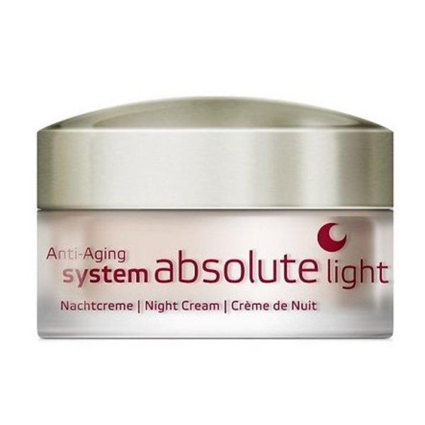 System absolute nacht creme light (50ml)