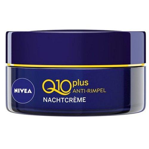 Nivea Nivea Visage anti-rimpel nachtcreme Q10+ (50ml)