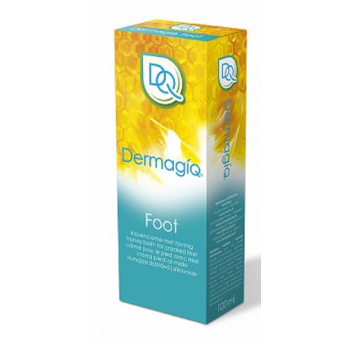 Dermagiq Dermagiq Foot klovencreme (100ml)