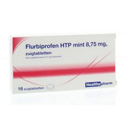 Centrafarm Centrafarm Flurbiprofen 8.75 mg MI (16zt)