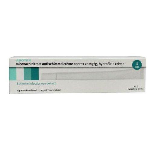 Apotex Apotex Miconazol 20 mg/g creme (30g)